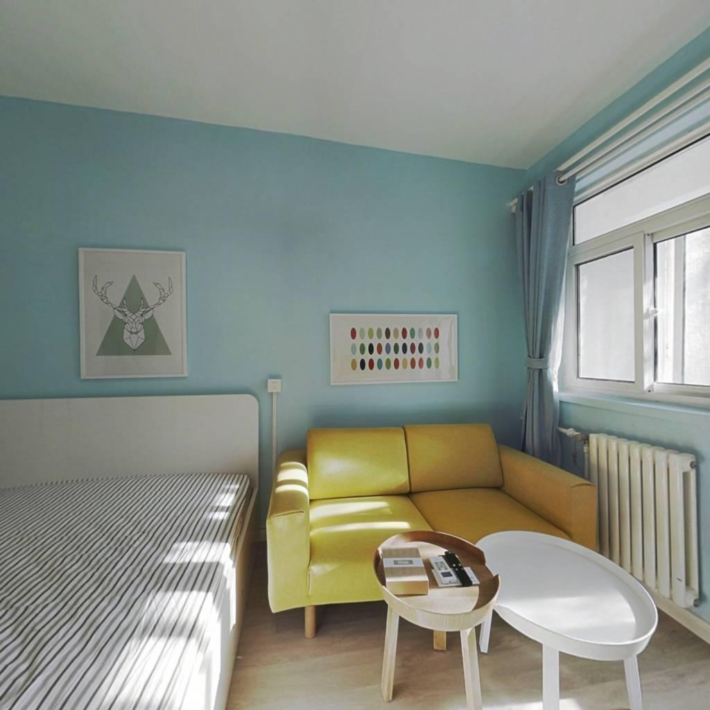 整租·金鱼池中区 2室1厅 南北卧室图