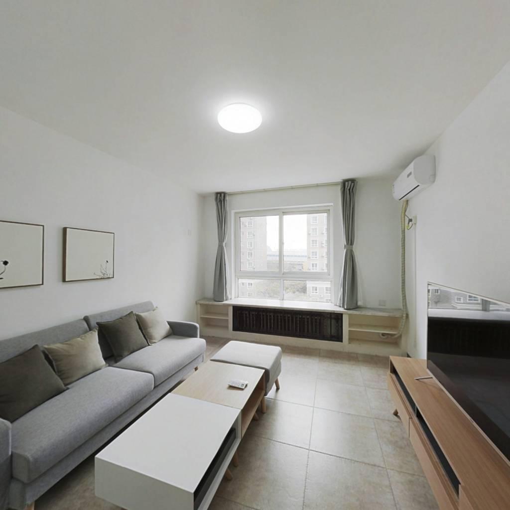整租·长桥园公寓 2室1厅 南卧室图