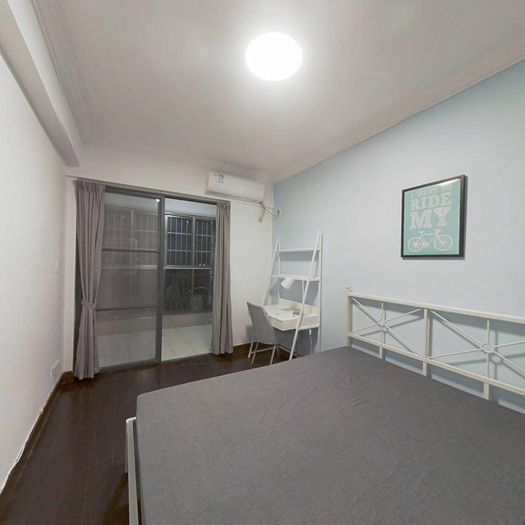 合租·罗马家园 5室1厅 北卧室图
