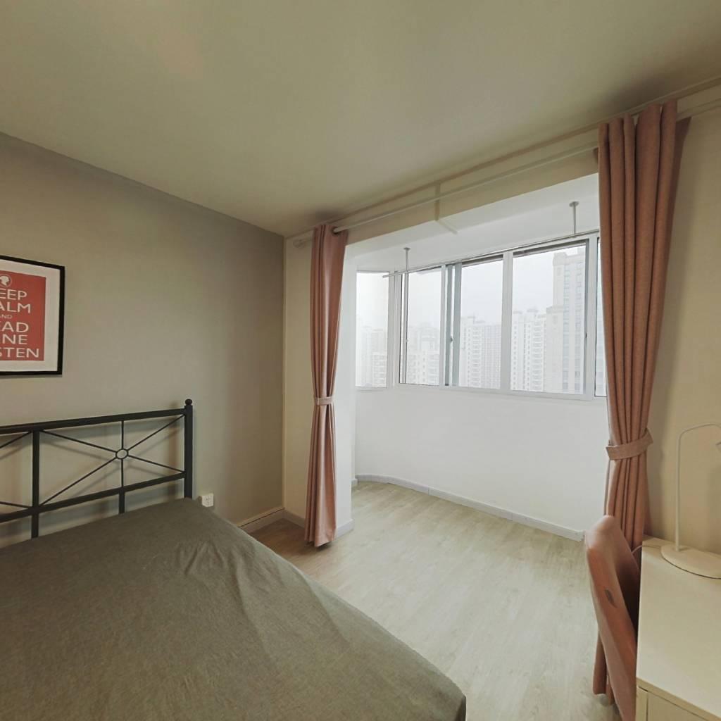 合租·铁岭路50弄 3室1厅 东南卧室图