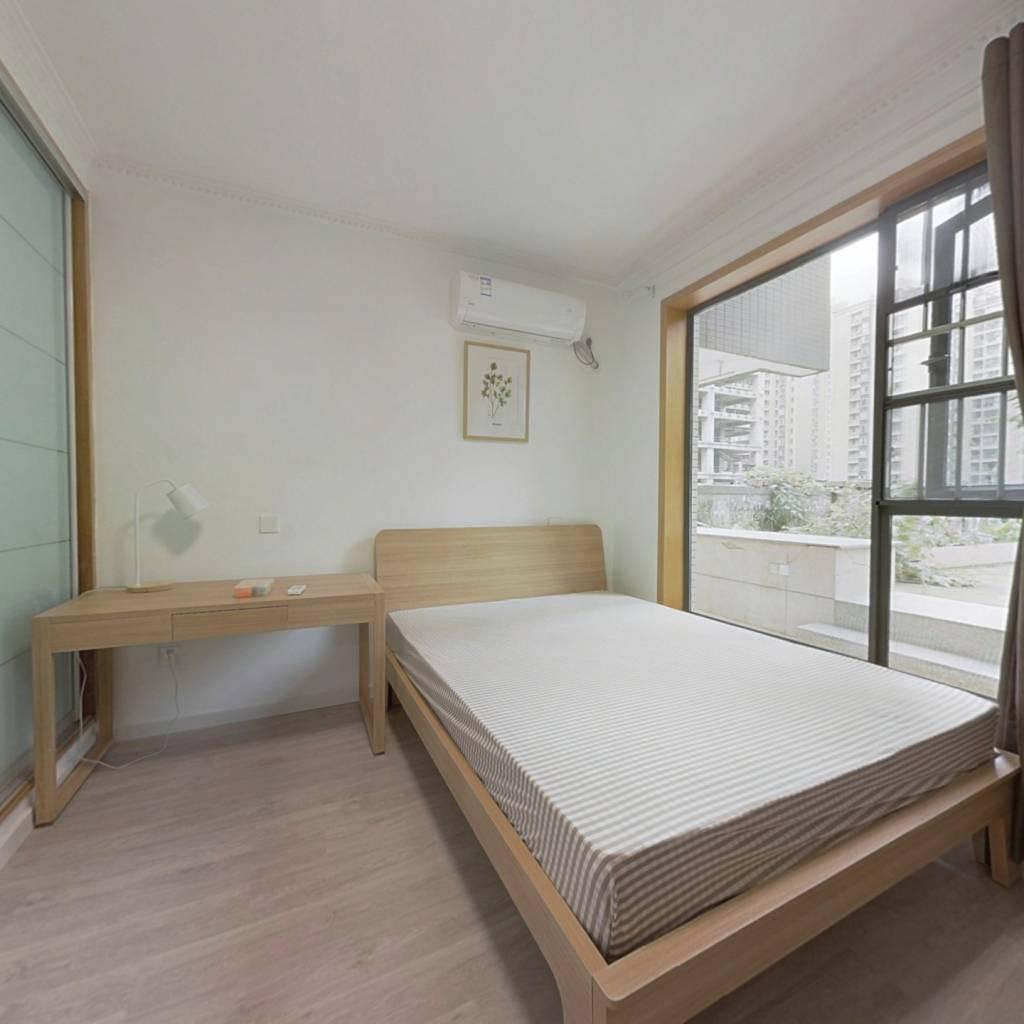 合租·龙湖三千里A区一期 3室1厅 东卧室图