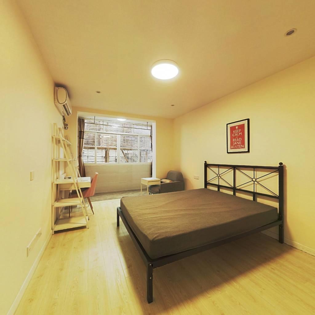 合租·知音小区 3室1厅 东卧室图