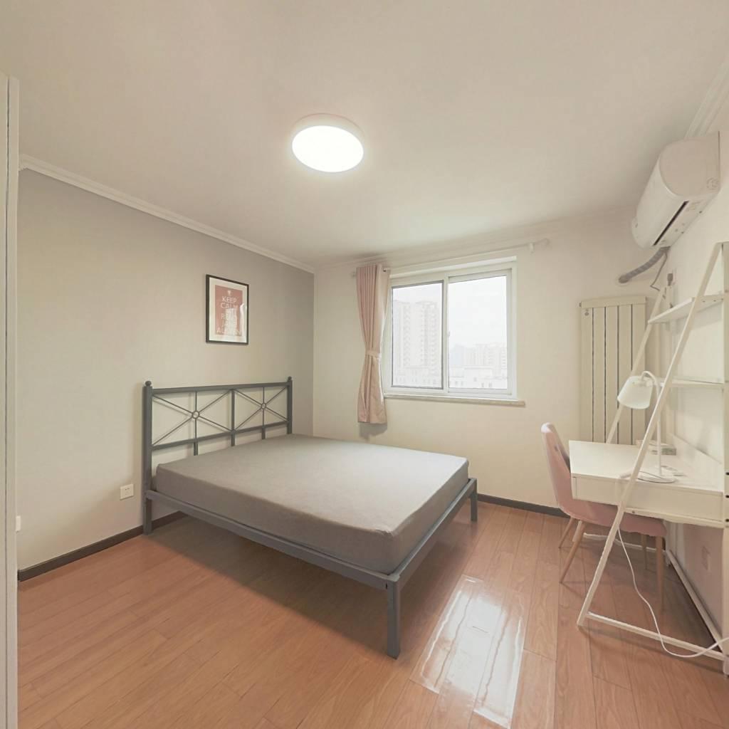 合租·保利嘉园三号院 3室1厅 东卧室图