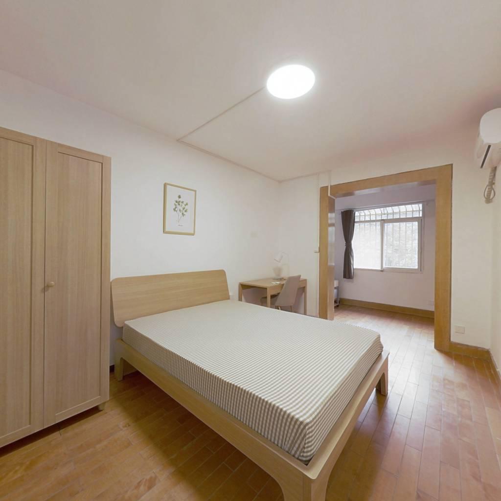 合租·锦江公寓(青羊) 3室1厅 东卧室图