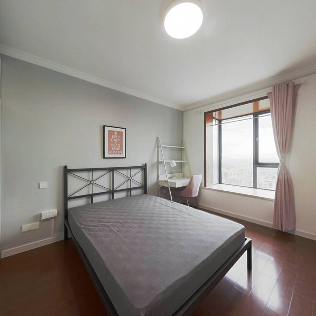 合租·明龙雅居 5室1厅 北卧室图