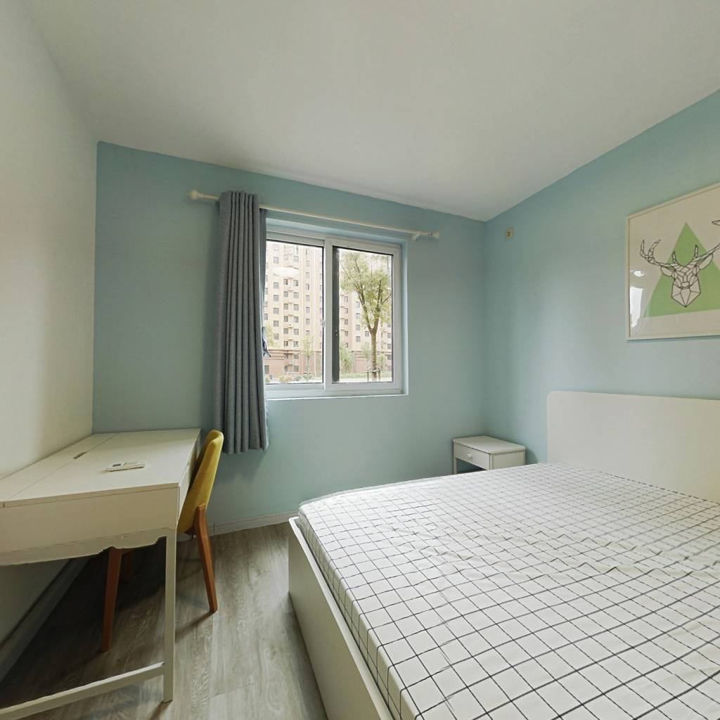 整租·瑞和路935弄 1室1厅 南卧室图