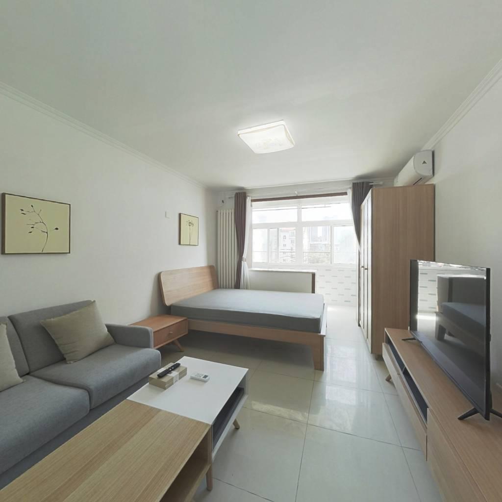 整租·芳园里 2室1厅 南卧室图