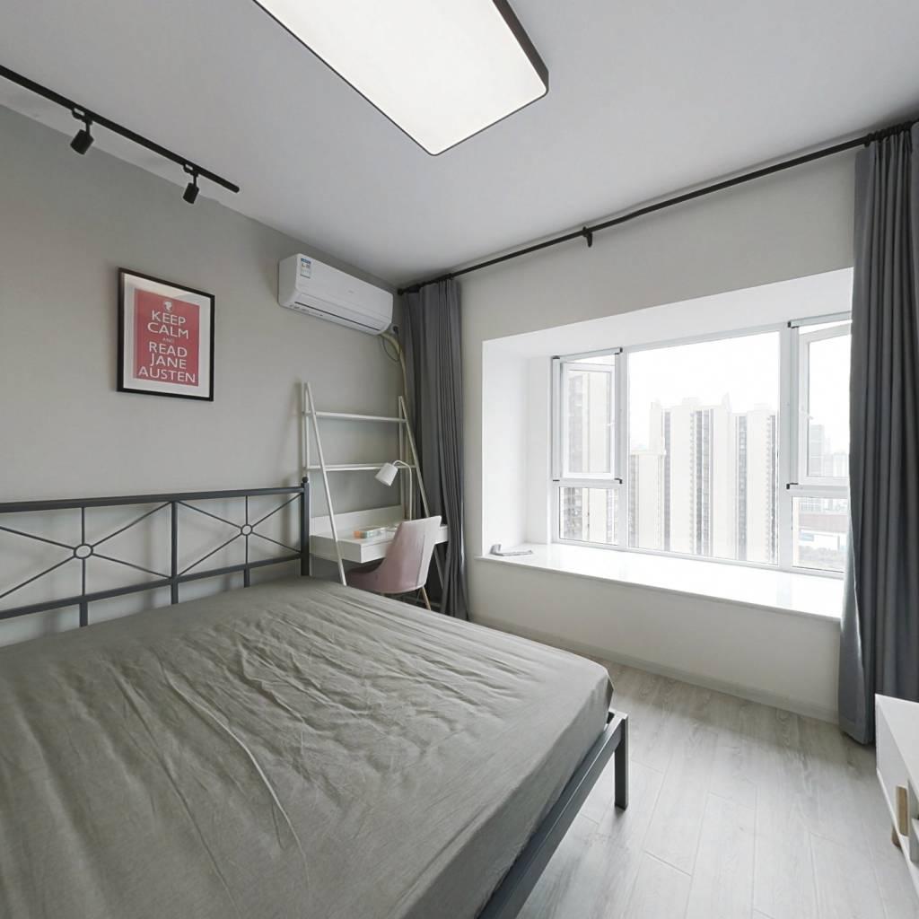 合租·首创天禧68 4室1厅 南卧室图