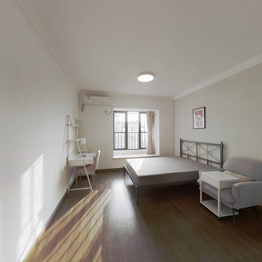 合租·文冲安置房七期 4室1厅 南卧室图