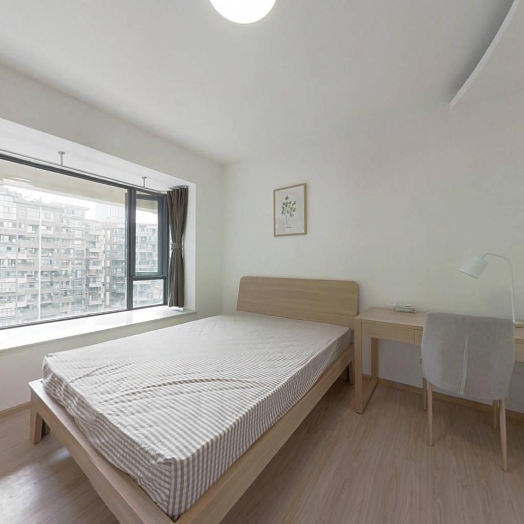 合租·富丽碧蔓汀 3室1厅 东卧室图