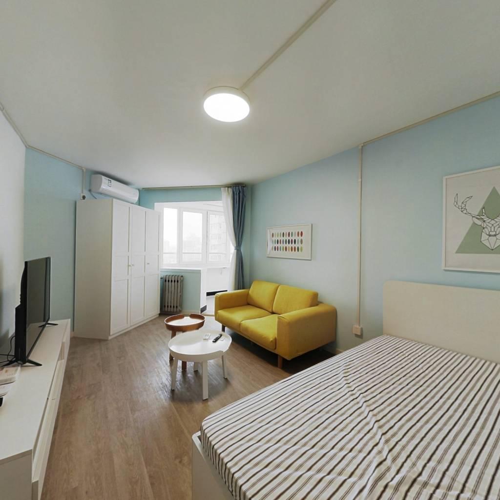 整租·会城门小区 2室1厅 东卧室图