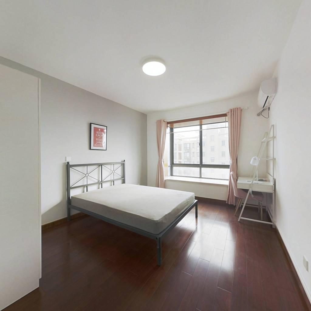 合租·春江花悦园 4室1厅 南卧室图