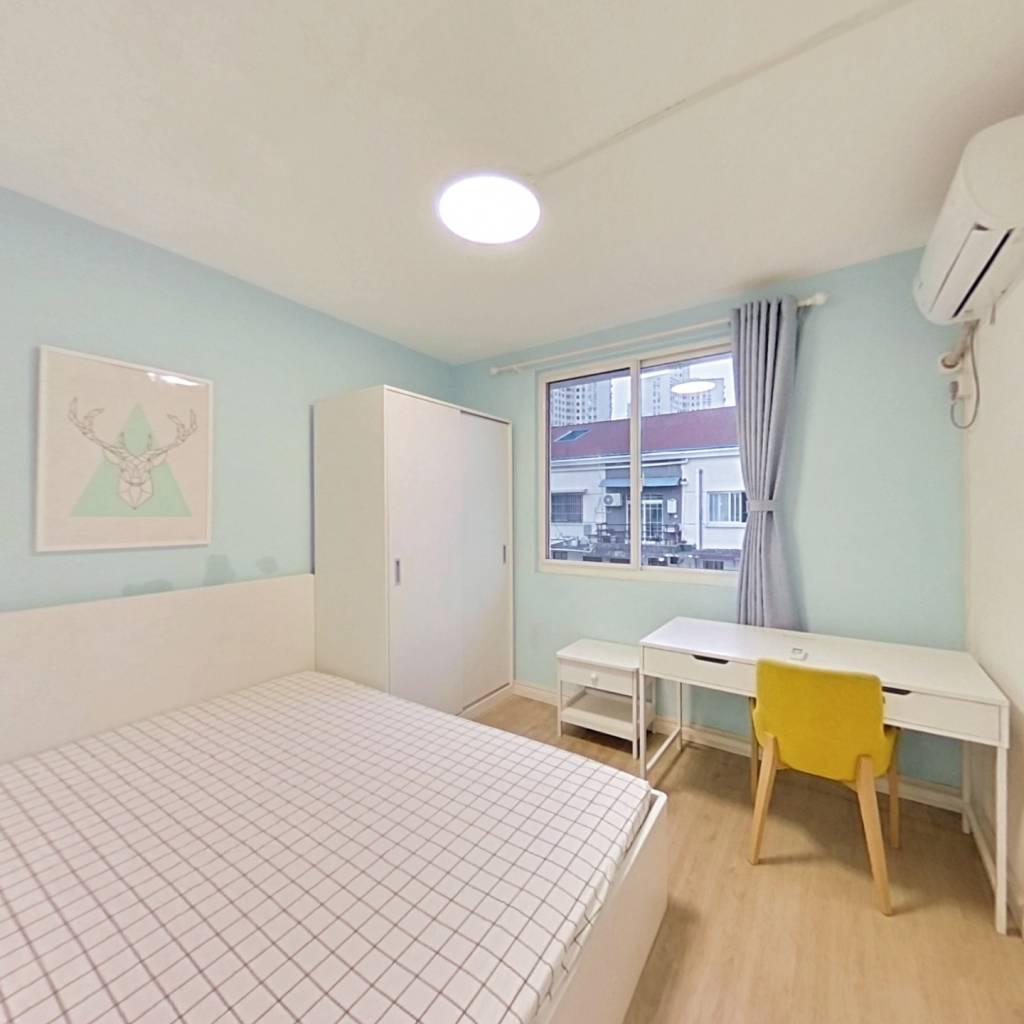 整租·远洋新村 2室1厅 南卧室图