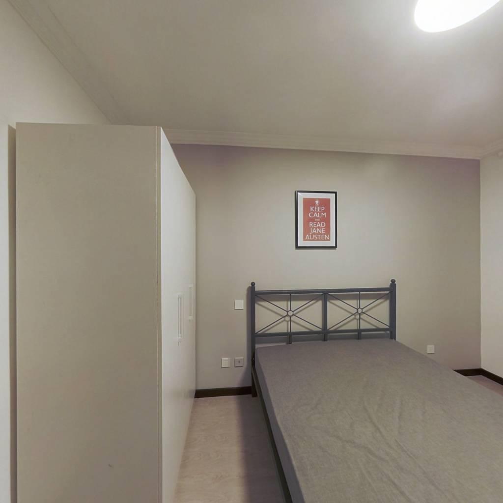 合租·杉林新月环林东路799弄 3室1厅 东卧室图