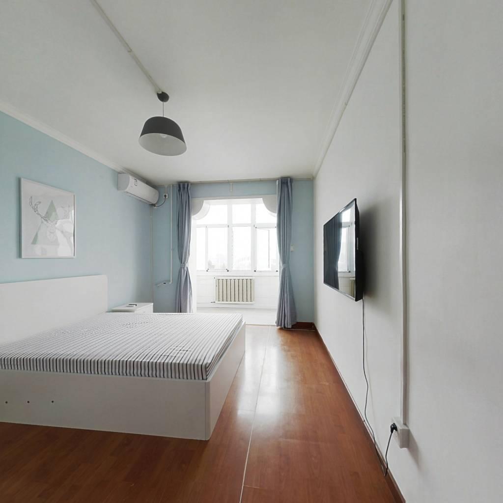 整租·团结湖北五条 2室1厅 南卧室图