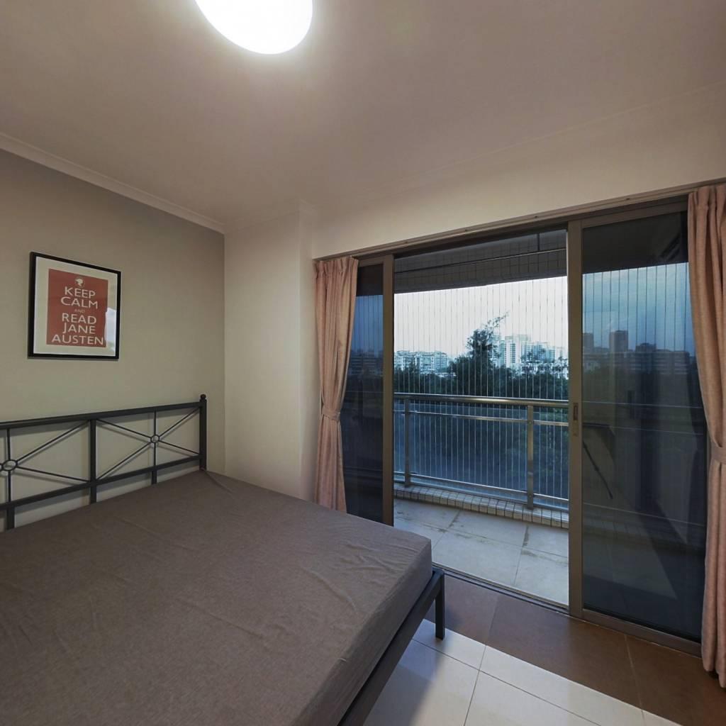 合租·恒荔湾畔 4室1厅 西卧室图