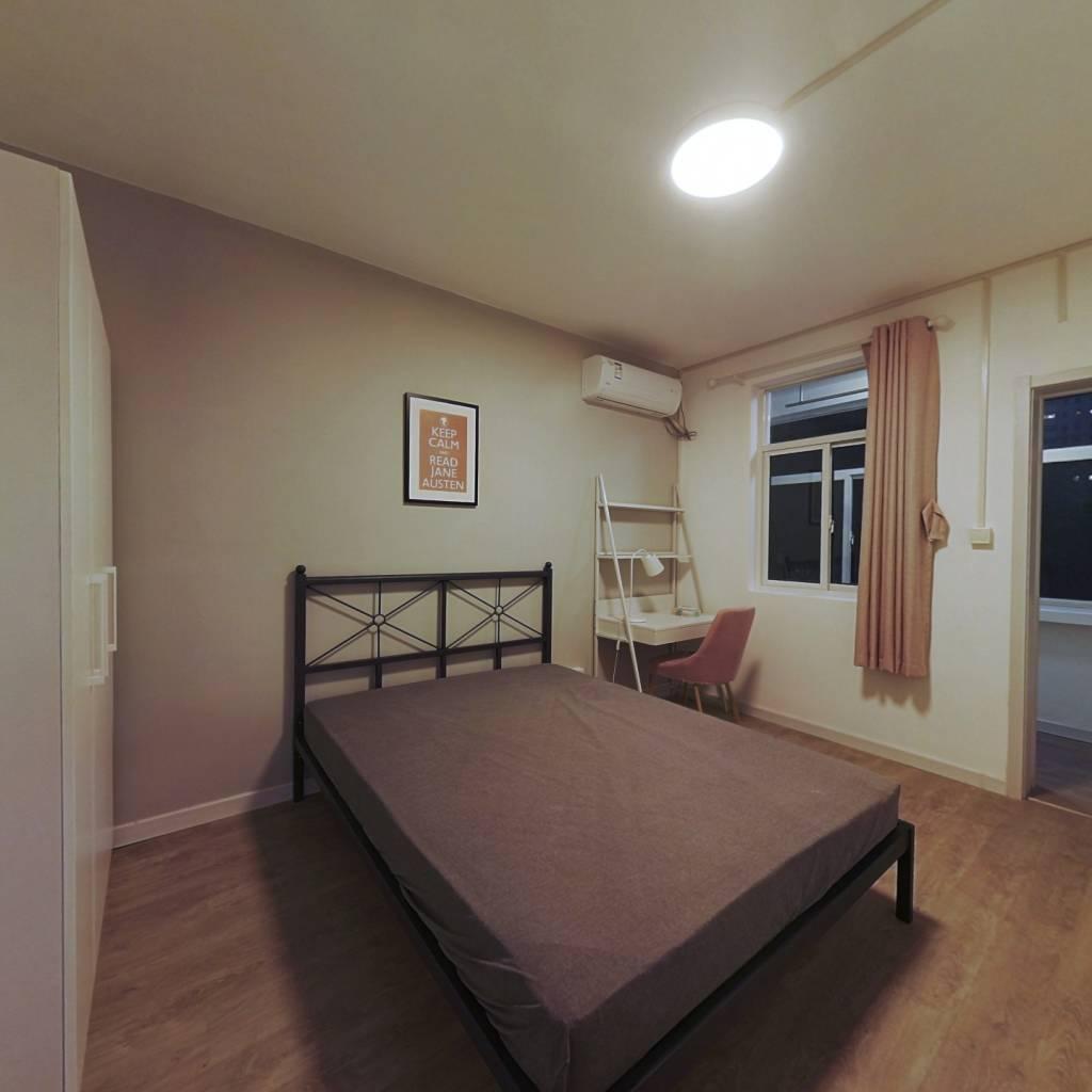 合租·洪武路 3室1厅 南卧室图