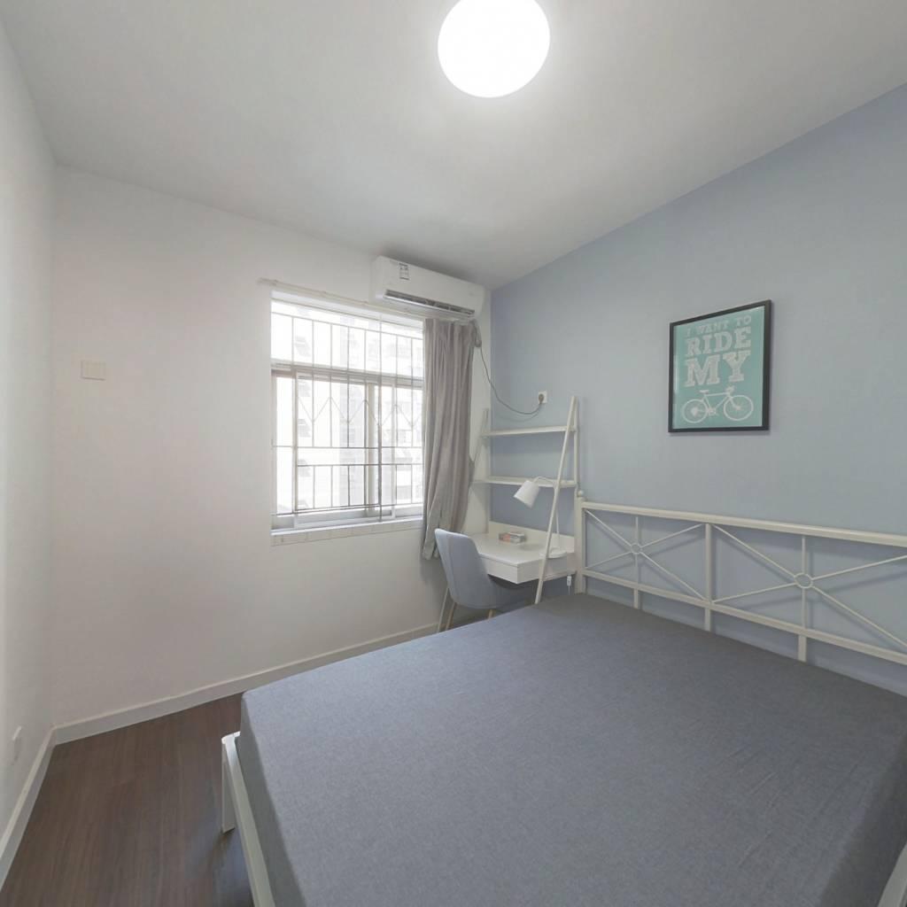 合租·汇侨新城南区 4室1厅 北卧室图
