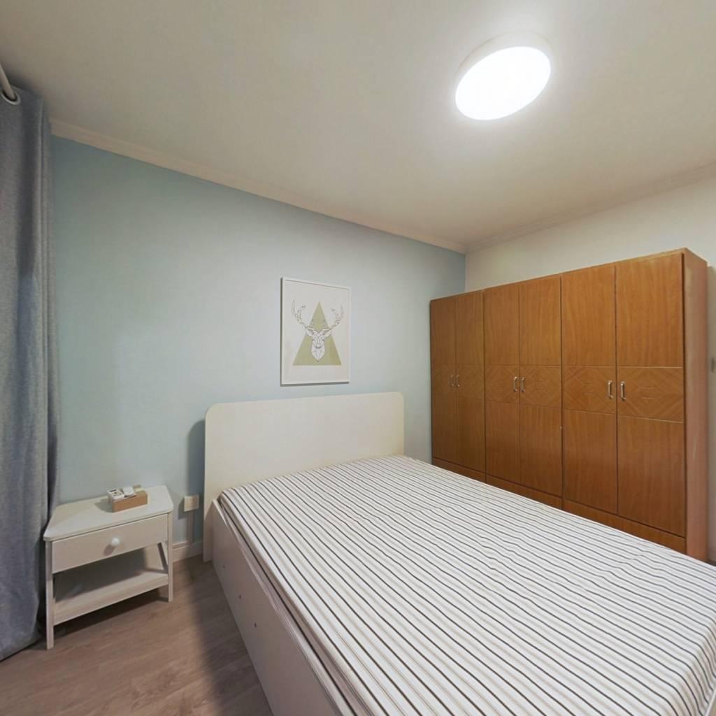整租·庆盛园 2室1厅 南卧室图