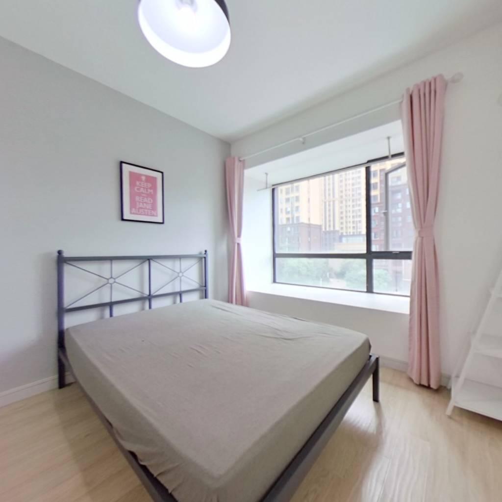 合租·福星惠誉东湖城二期 4室1厅 南卧室图