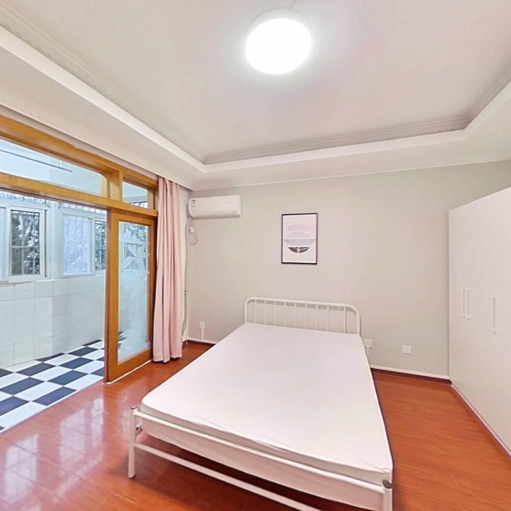 合租·湖滨世纪花园 4室1厅 北卧室图