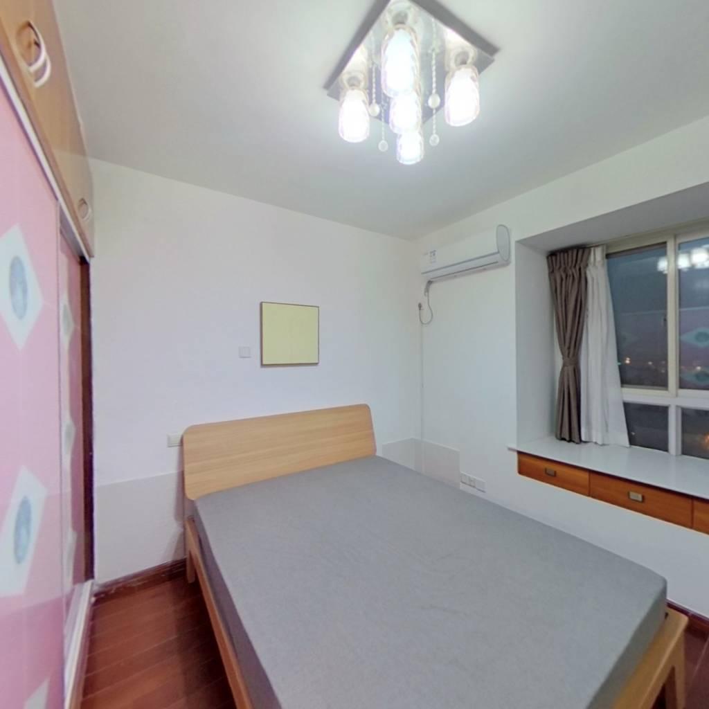 整租·亚东城西区 1室1厅 东卧室图