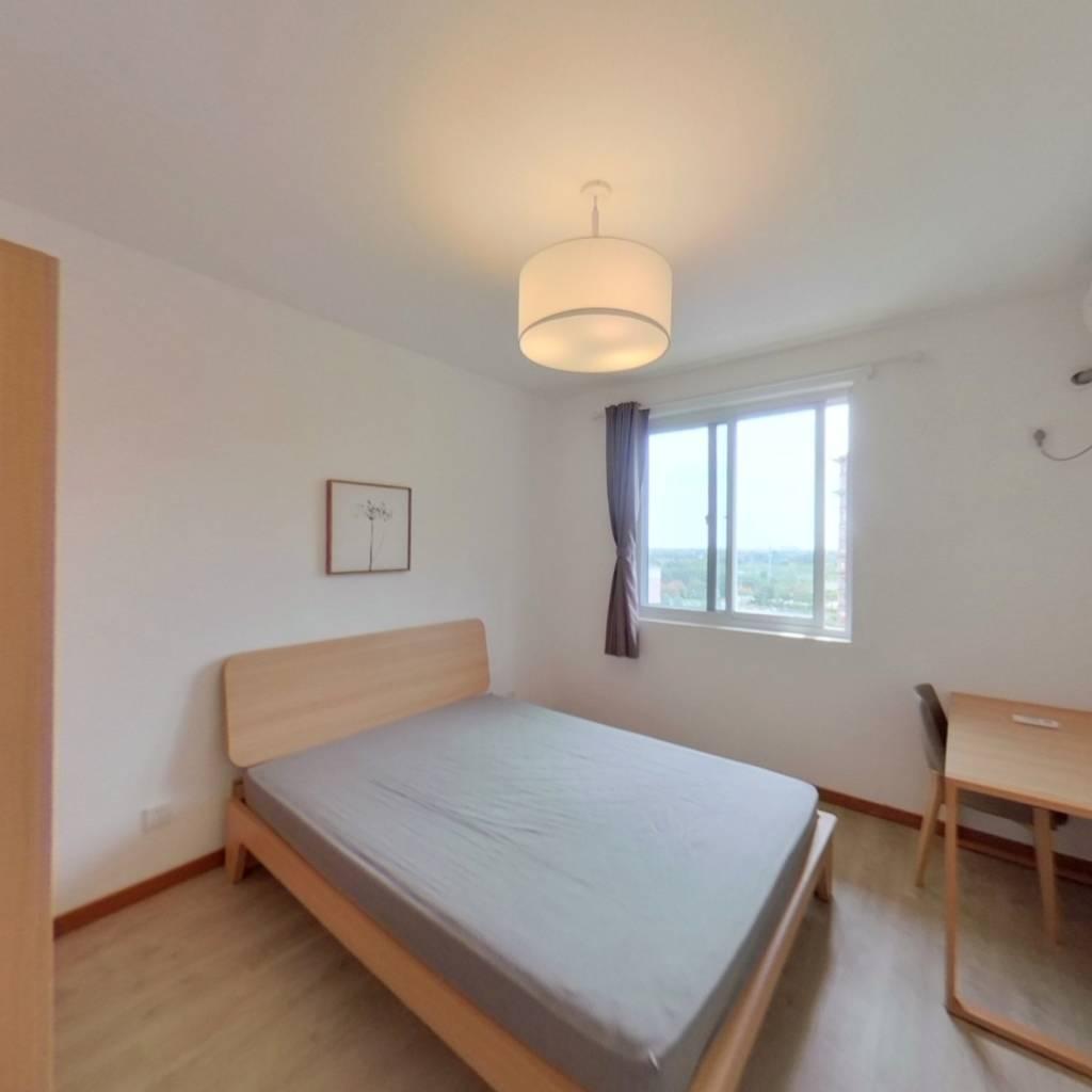 整租·瑞和华苑北区 2室1厅 南卧室图