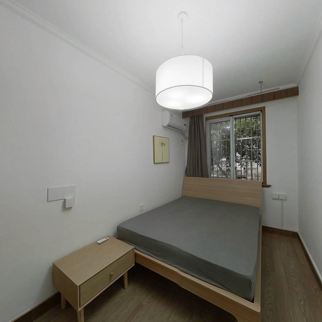 整租·朝晖六区 2室1厅 南卧室图