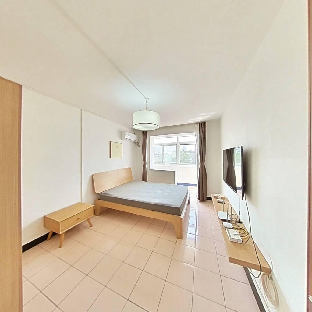 整租·紫光苑 1室1厅 南卧室图