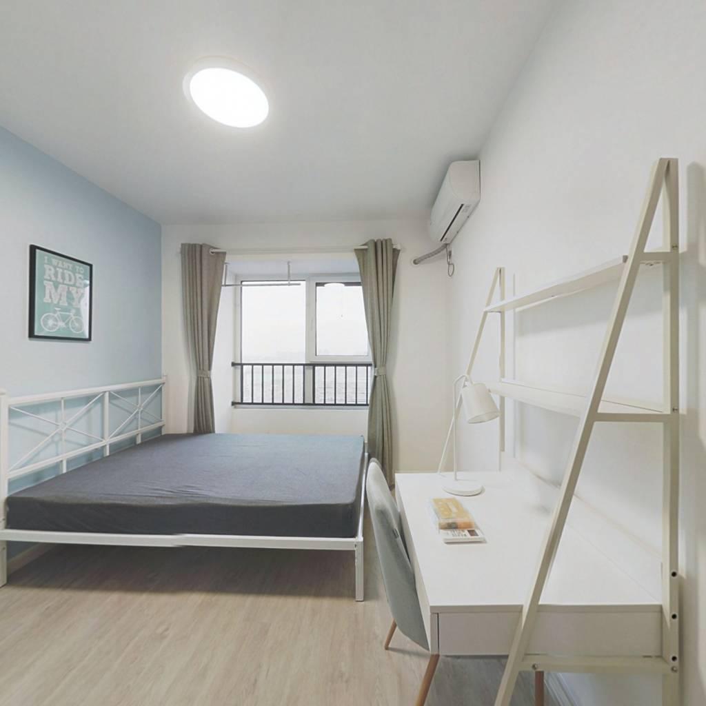 合租·正荣府 3室1厅 南卧室图