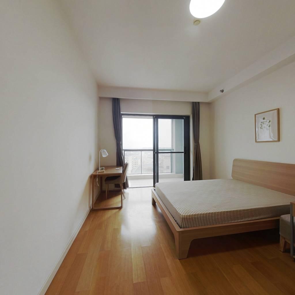 合租·张江公馆 4室1厅 北卧室图
