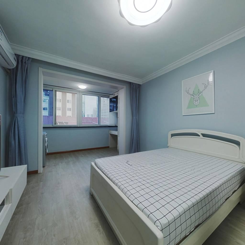 整租·武定路540弄 2室1厅 南卧室图