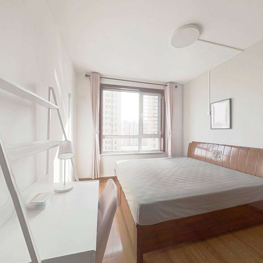 合租·西河名邸 3室1厅 南卧室图