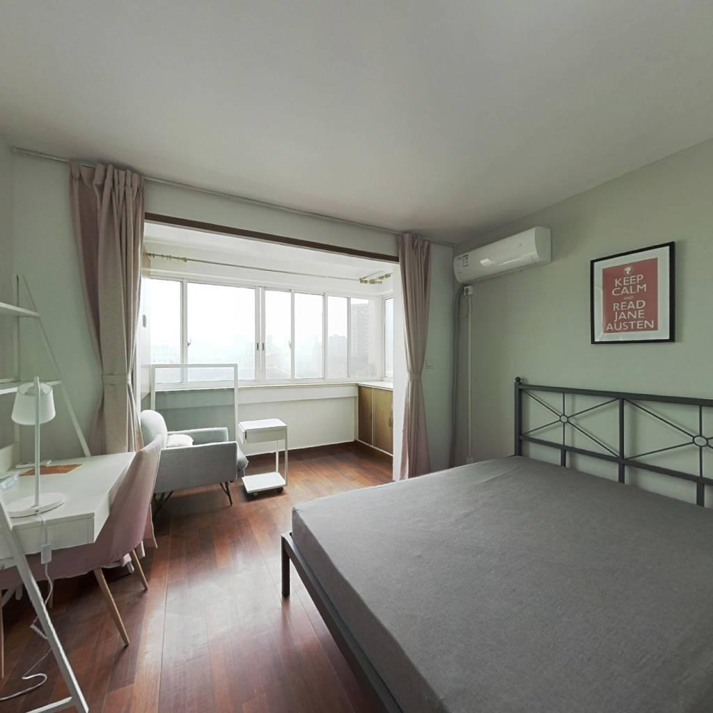 合租·建业新村 3室1厅 北卧室图