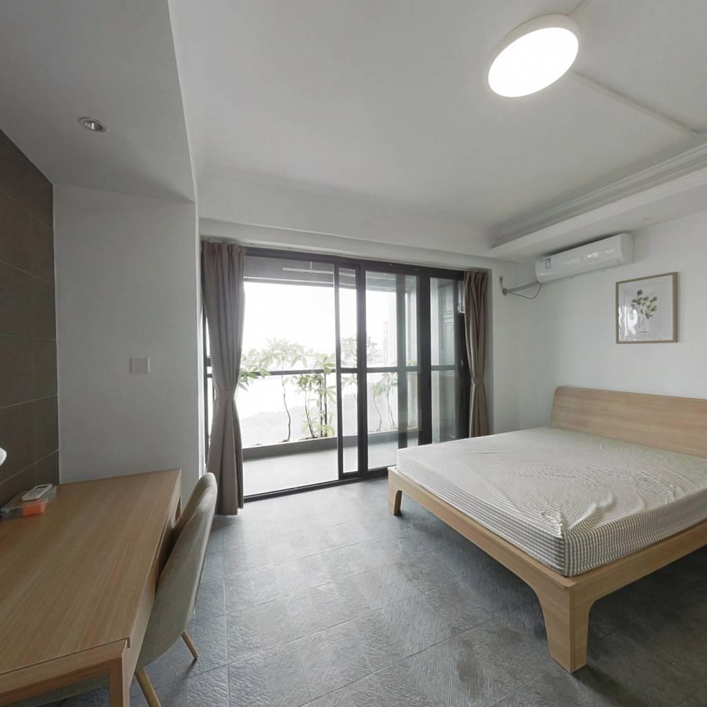 合租·保利西子湾 4室1厅 南卧室图