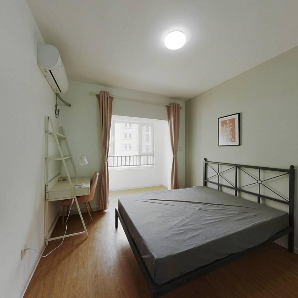 合租·大唐印象 3室1厅 东南卧室图