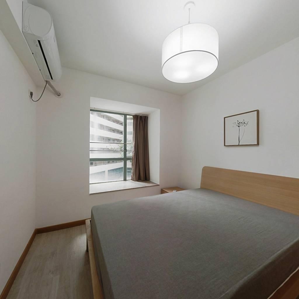 整租·泰康轩 2室1厅 西南卧室图