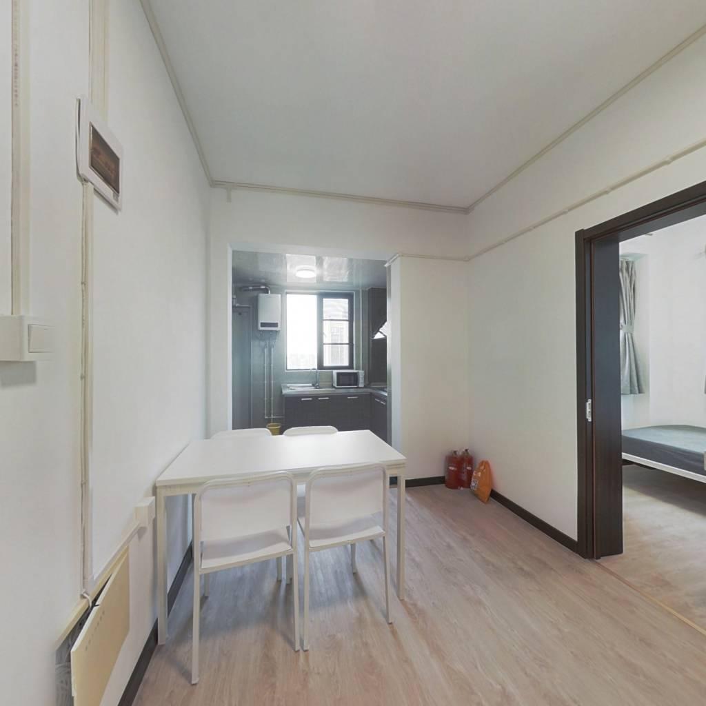 合租·汉口城市广场 4室1厅 南卧室图