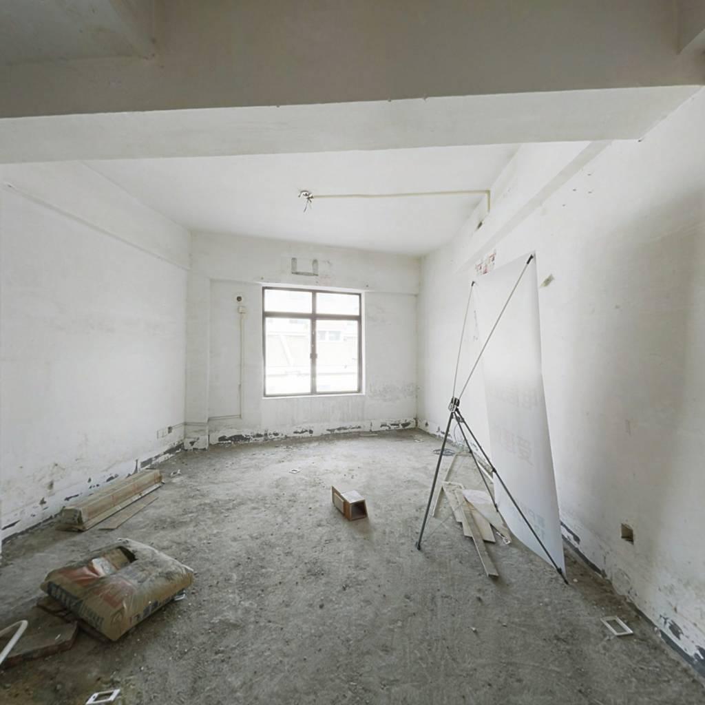 宁静小区毛坯房,可根据自己的喜好进行装修