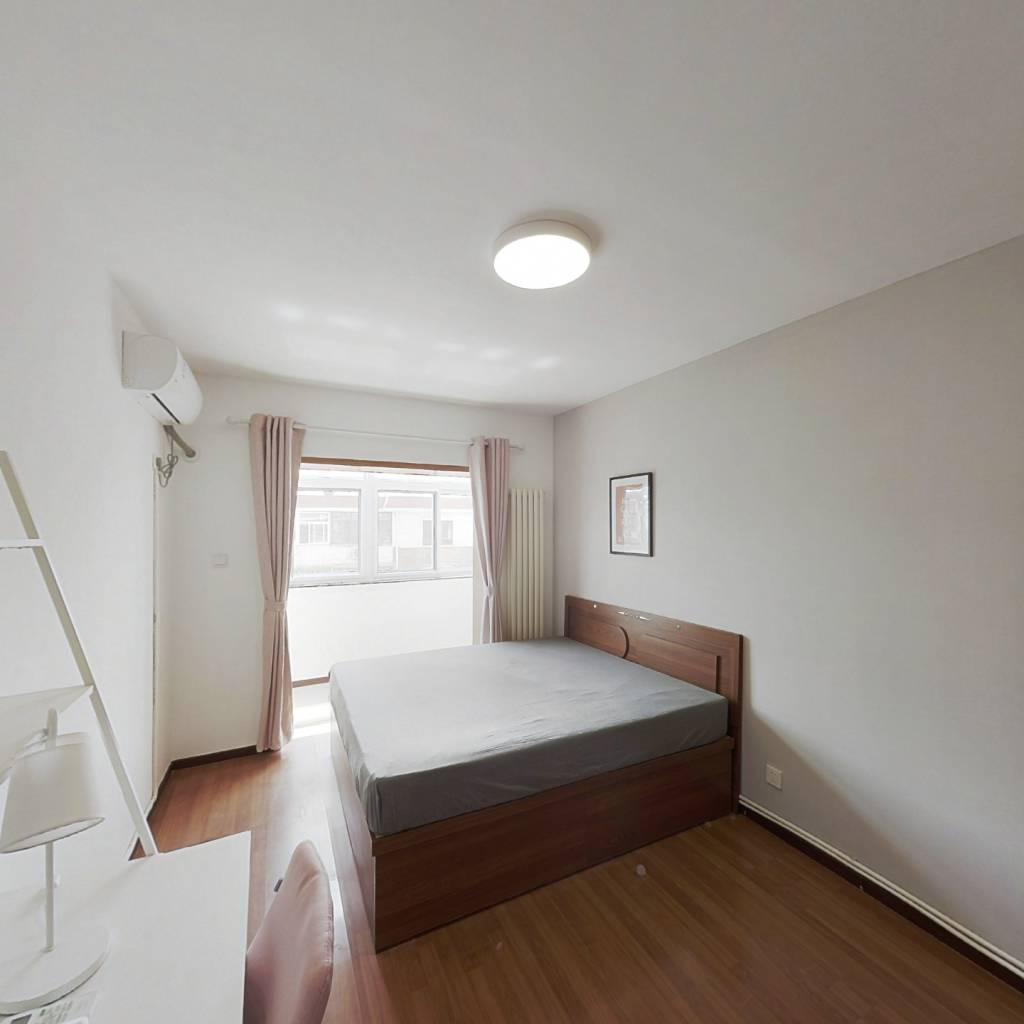 合租·堤北里 2室1厅 北卧室图