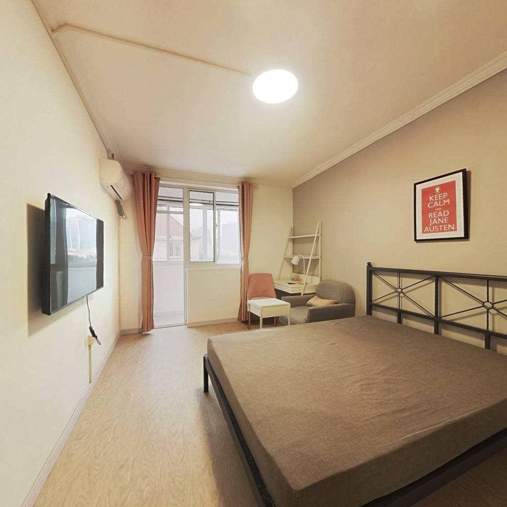 合租·梅园新村(浦东) 2室1厅 北卧室图
