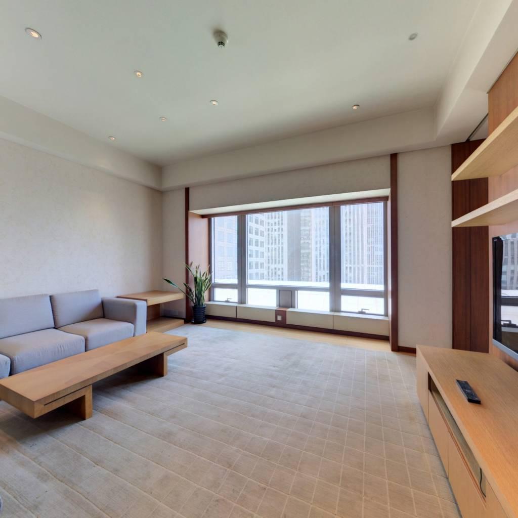 整租·北京银泰中心 1室1厅 西