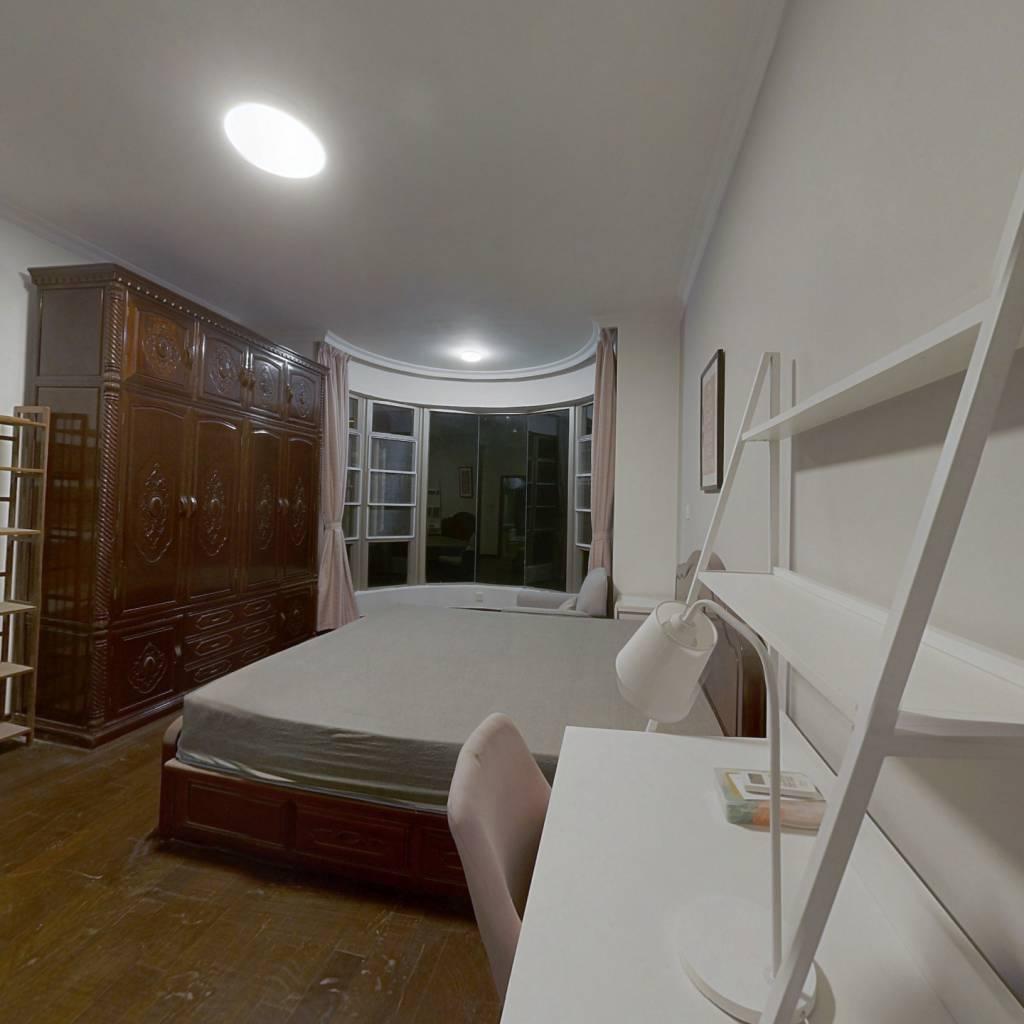合租·珠江帝景苑 4室1厅 南卧室图