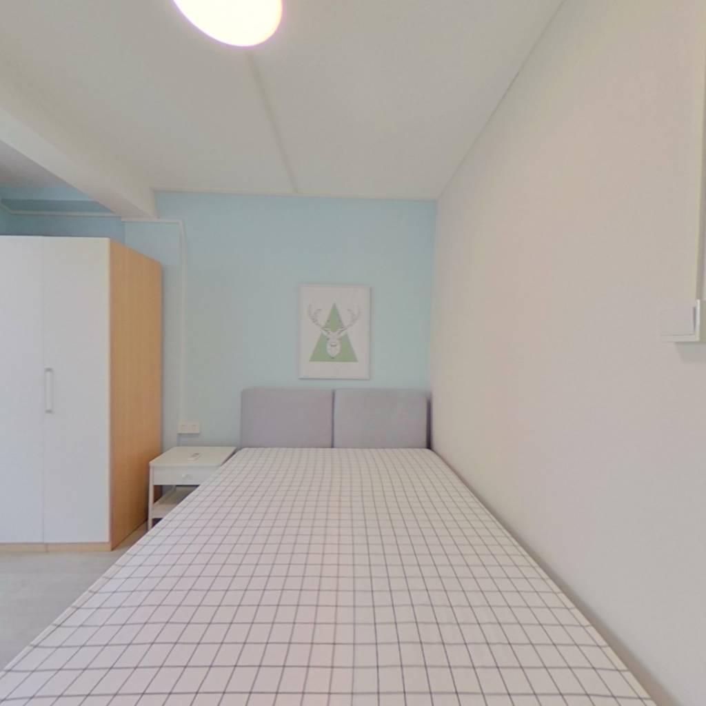 整租·寿山坊 1室1厅 南卧室图