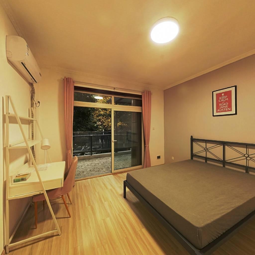 合租·金沙西园四期 3室1厅 东卧室图