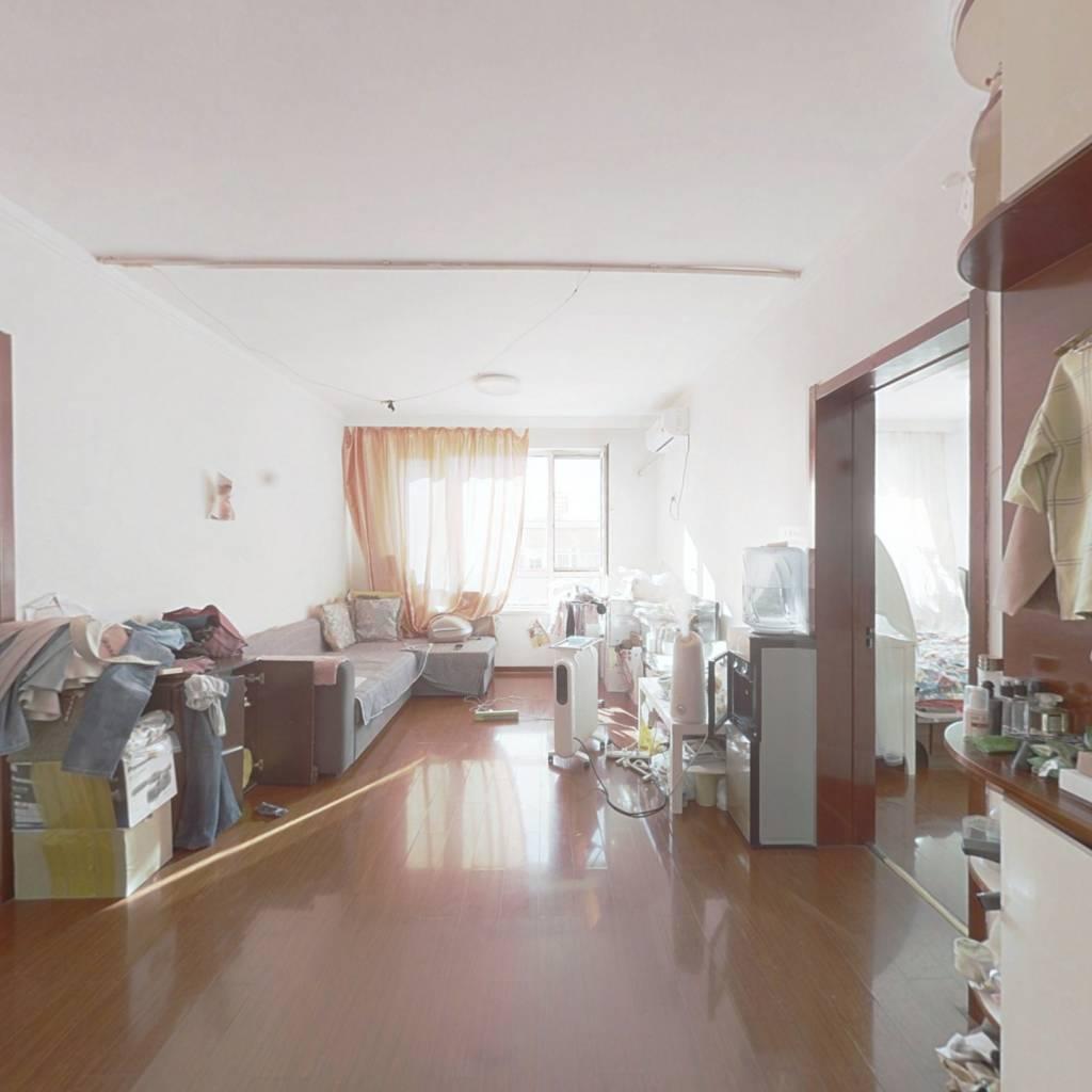 整租·国奥现代城三期 1室1厅 南