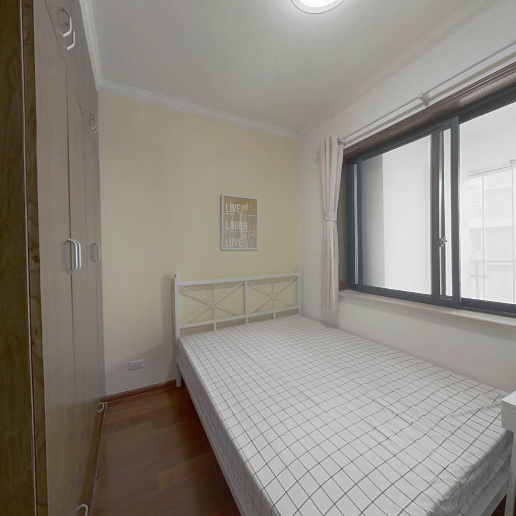 合租·香港路浅水湾 4室1厅 南卧室图