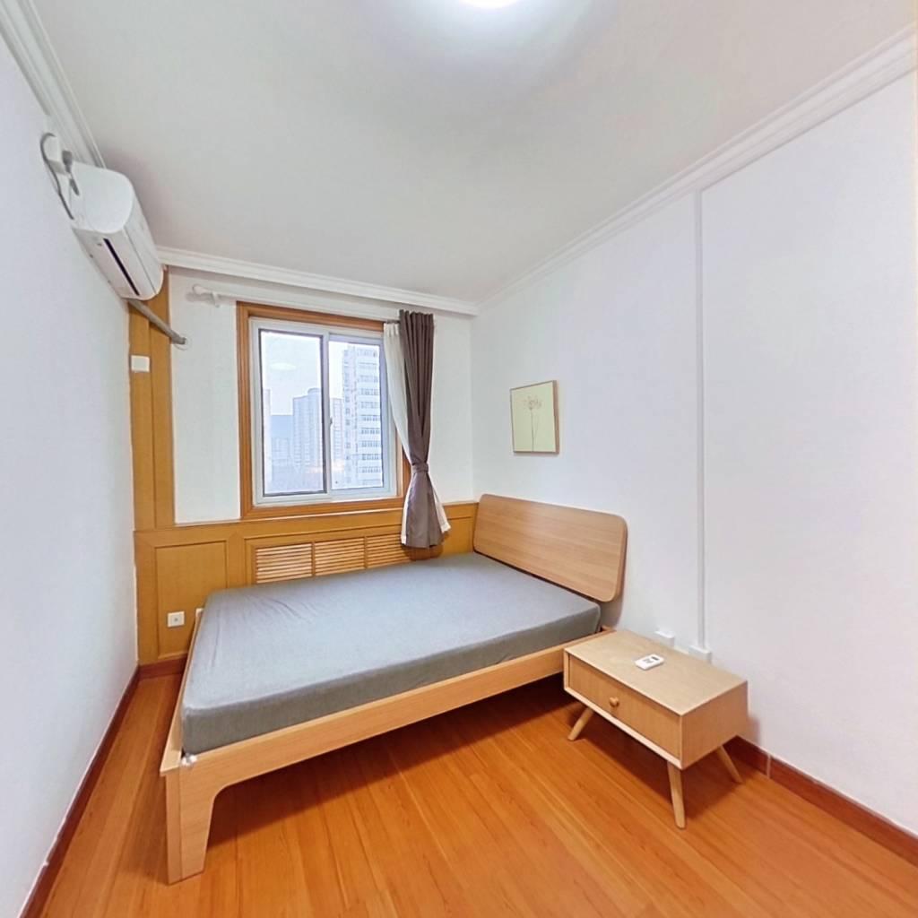 整租·西坝河西里 2室1厅 南卧室图