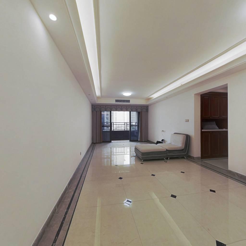 中海花湾壹号 东南向望花园 低密度舒适安静 4房2厅