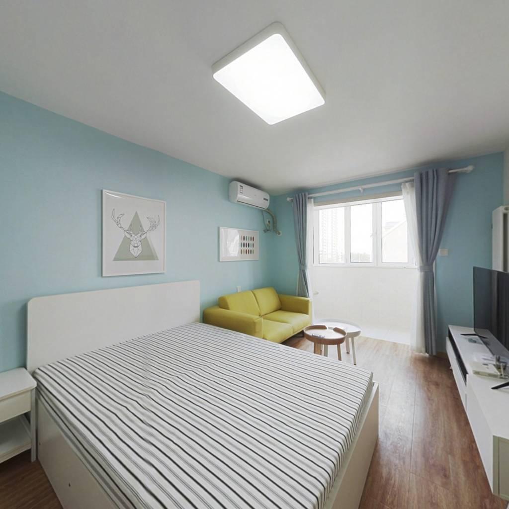 整租·新城小区 1室1厅 东卧室图